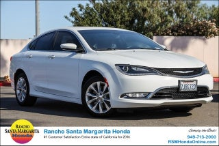 Used Chrysler 200 Rancho Santa Margarita Ca